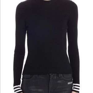 Off-White Sweaters - Off-White Industrial Ribbed Sweater